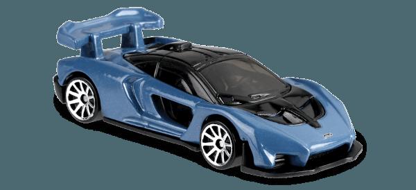 Hot Wheels 2019 McLaren Senna