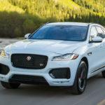 Jaguar F Pace 2019