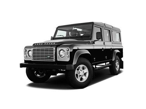 Land Rover Defender 2019 Black