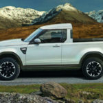 Land Rover Defender 2019 Pickup