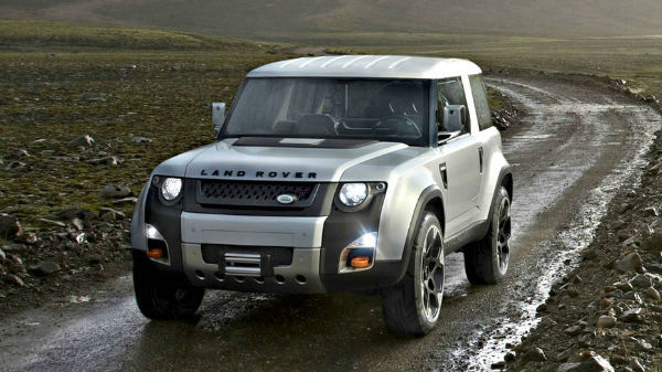 Land Rover Defender 90 2019