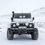 Land Rover Super Defender