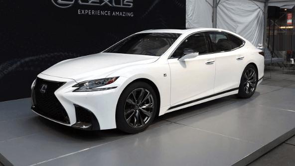 Lexus IS 250 Sport 2019