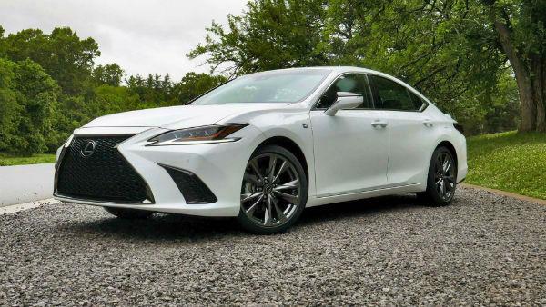 Lexus IS 350 F 2019