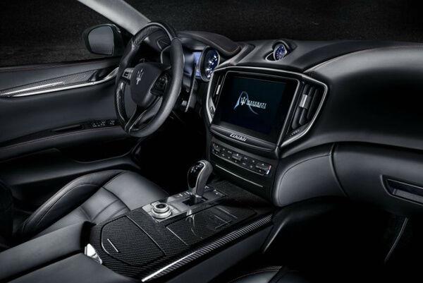 Maserati GranTurismo 2019 Interior