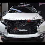 Mitsubishi Pajero 2019 Modified