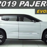Mitsubishi Pajero Evolution 2019