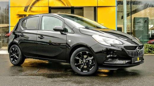 Opel Corsa 2019 Black Edition