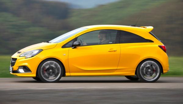 Opel Corsa Sport 2019