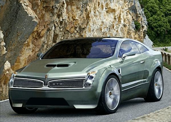 Pontiac GTO 2019 Concept