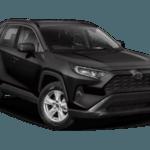 Toyota Rav4 2019 Black
