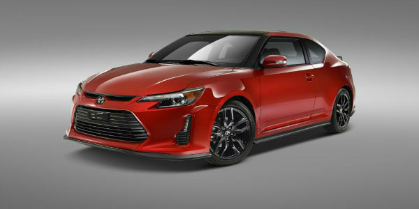 Toyota Scion tC 2019