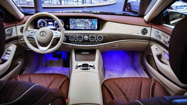 2019 Mercedes Maybach Interior