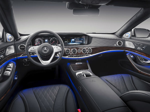 2019 Mercedes Maybach S650 Interior