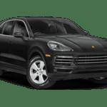 2019 Porsche Cayenne Black