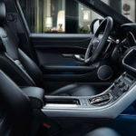 2019 Range Rover Evoque Interior