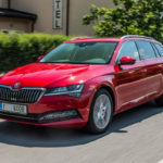 2019 Skoda Superb Estate