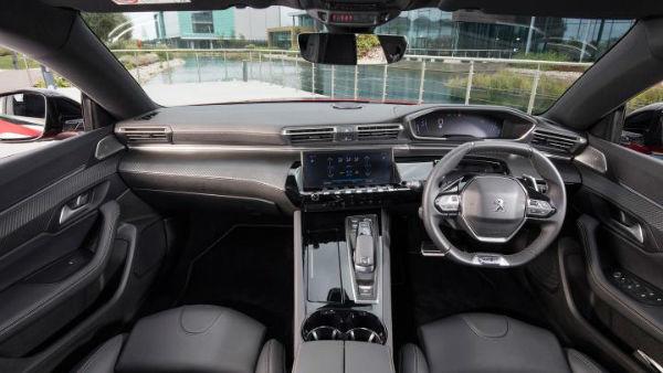 Peugeot 508 GT 2019 Interior