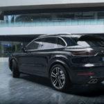Porsche Cayenne 2019 GTS