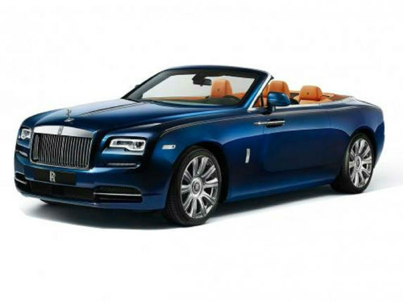 2019 Rolls Royce Wraith Convertible