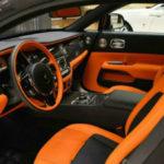 2019 Rolls-Royce Wraith Interior