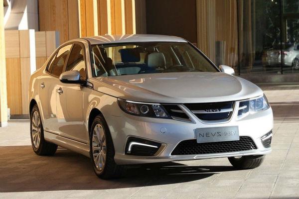 2019 Saab 9-3 Model