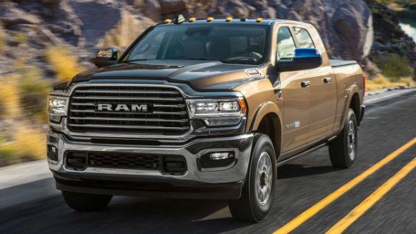 2020 Dodge RAM 2500 Laramie Longhorn