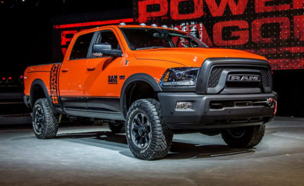 2020 Dodge RAM 2500 Power Wagon