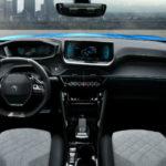 2020 Peugeot 208 Interior