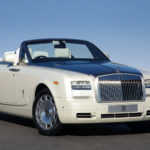 2020 Rolls Royce Phantom Convertible