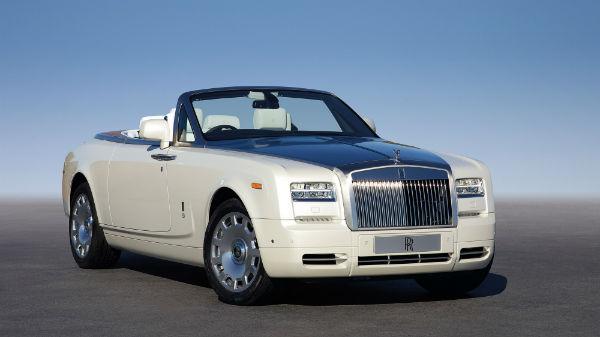 2020 Rolls Royce Phantom Convertible