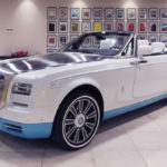 2020 Rolls Royce Phantom Drophead