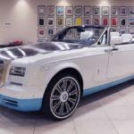2020 Rolls Royce Phantom Drophead