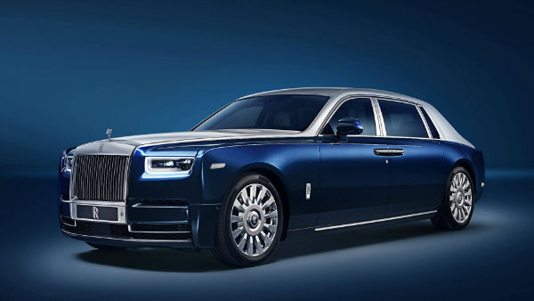 2020 Rolls Royce Phantom EWB