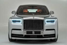 2020 Rolls-Royce Phantom Facelift