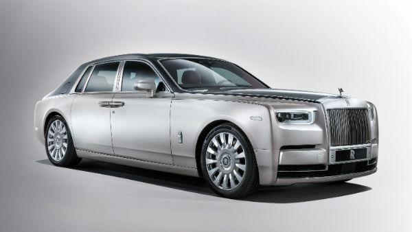 2020 Rolls-Royce Phantom Model