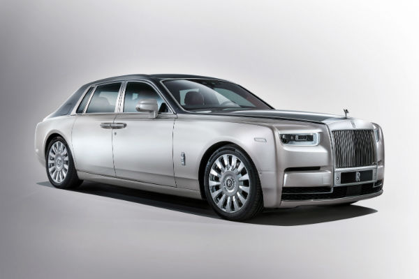 2020 RollsRoyce Phantom Coupe