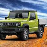 2020 Suzuki Jimny Pickup