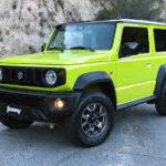 2020 Suzuki Jimny USA
