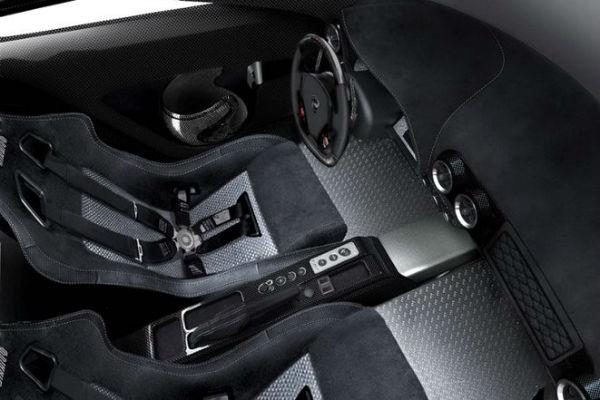 Lancia Stratos 2019 Interior