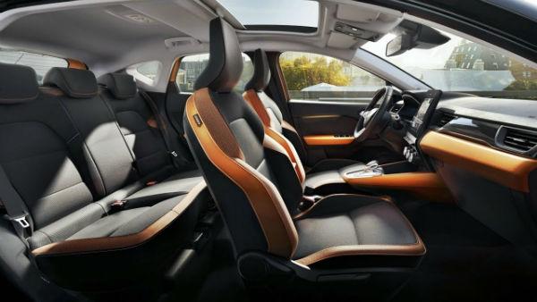 New Renault Captur 2020 Interior