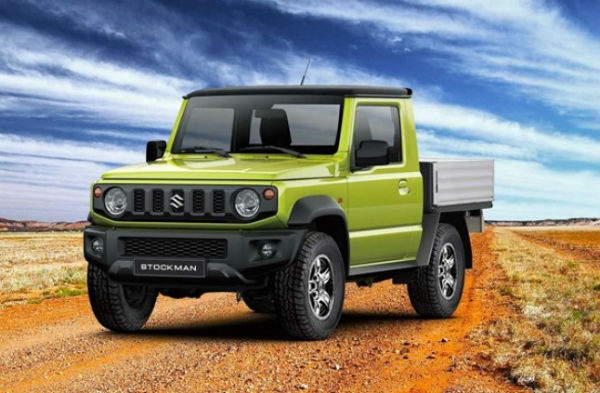 New Suzuki Jimny 2020