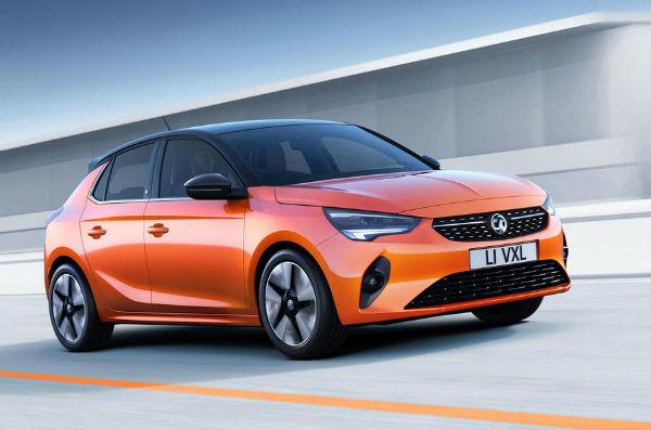 New Vauxhall Corsa 2020