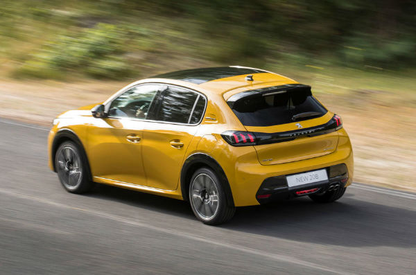 Peugeot 208 2020 GTI