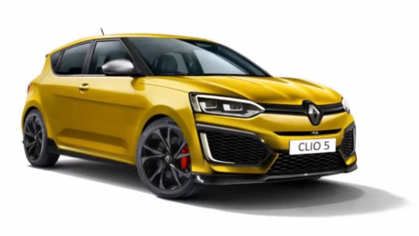 Renault Clio 5 2019