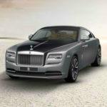 Rolls Royce Wraith 2019