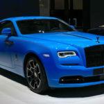 Rolls Royce Wraith 2019 Blue