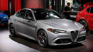 2020 Alfa Romeo Giulia Coupe