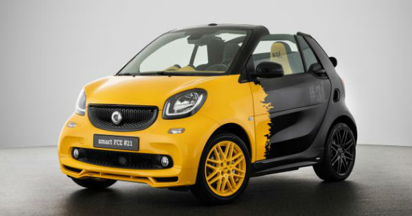 2020 Smart Fortwo Electric Drive