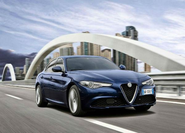 Alfa Romeo Giulia 2020 Egypt